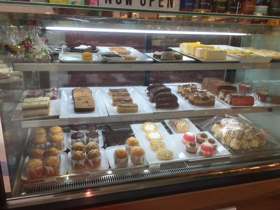 Ivy's coffee  cake - Port Augusta Accommodation