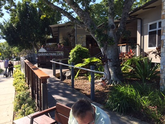 Queens Park Cafe - Port Augusta Accommodation