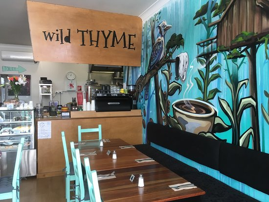 Wild THYME Dining - Port Augusta Accommodation