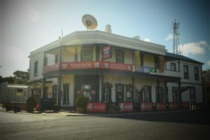 Commercial Hotel Morgan - Port Augusta Accommodation