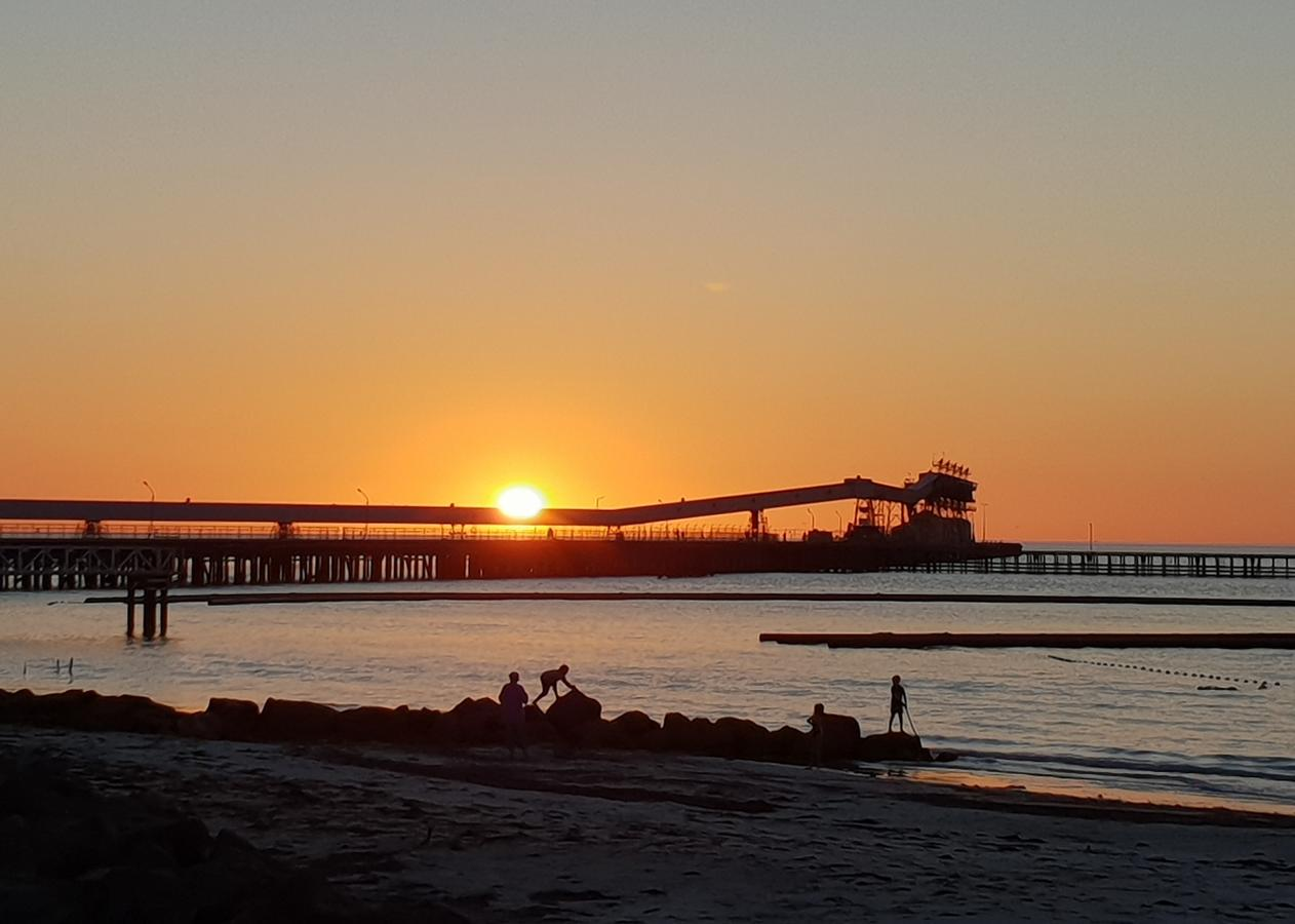 Wallaroo Beachfront Tourist Park - Port Augusta Accommodation
