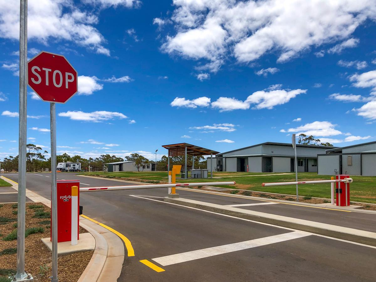 BIG4 The Bend Holiday Park - Port Augusta Accommodation