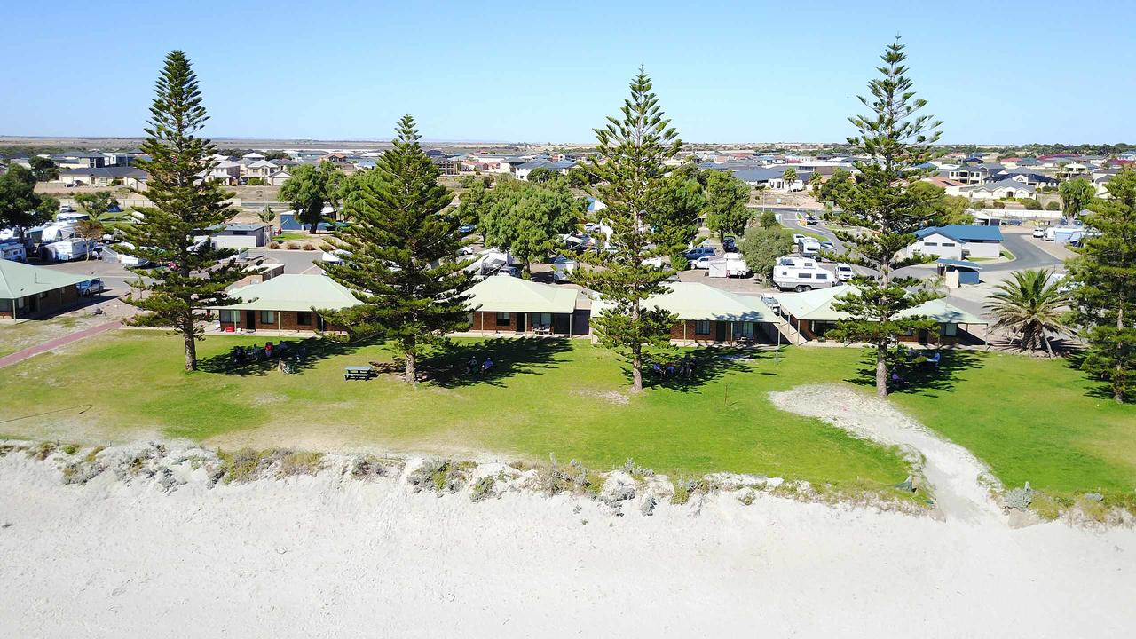 Wallaroo Holiday Park - Port Augusta Accommodation