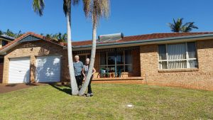Twin Palms Holiday House at Lighthouse - Port Augusta Accommodation