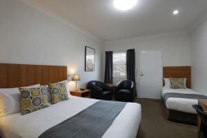 Cadman Motor Inn and Apartments - Port Augusta Accommodation