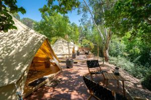 Castlemaine Gardens Luxury Glamping - Port Augusta Accommodation