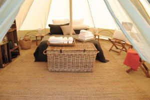 Cosy Tents - Daylesford - Port Augusta Accommodation