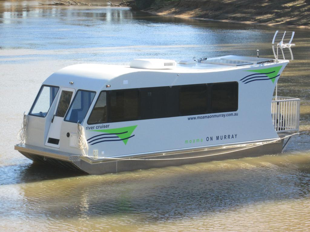 Moama on Murray Houseboats - Port Augusta Accommodation